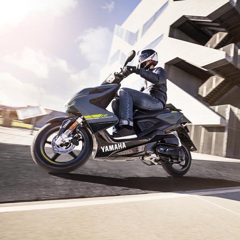 Hyper Naked « Mootorrattad « TOOTED « Yamaha keskus
